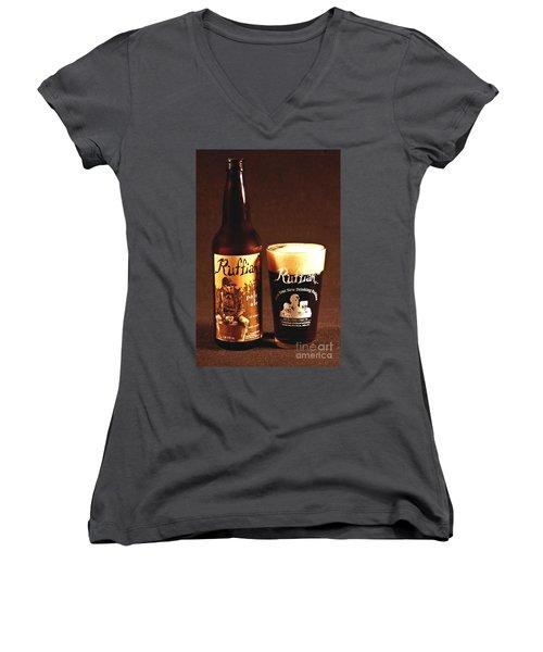 Ruffian Ale Women's V-Neck