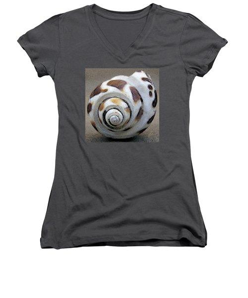 Seashells Spectacular No 2 Women's V-Neck (Athletic Fit)