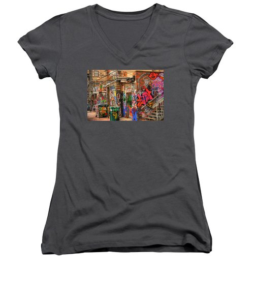 Seeing Is Believing Women's V-Neck