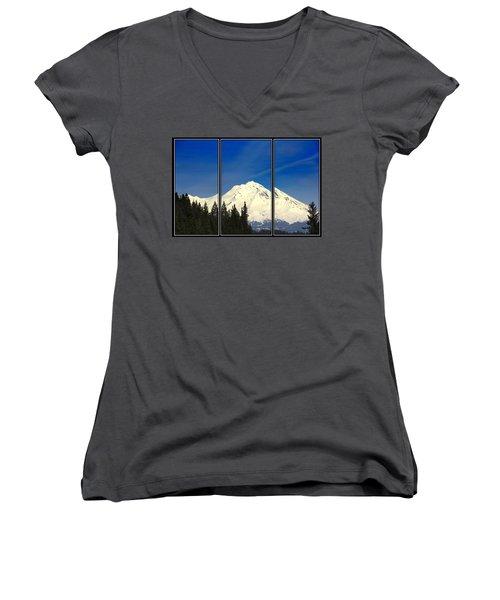 Shasta Women's V-Neck T-Shirt