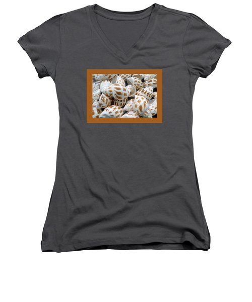 Shells - 7 Women's V-Neck T-Shirt