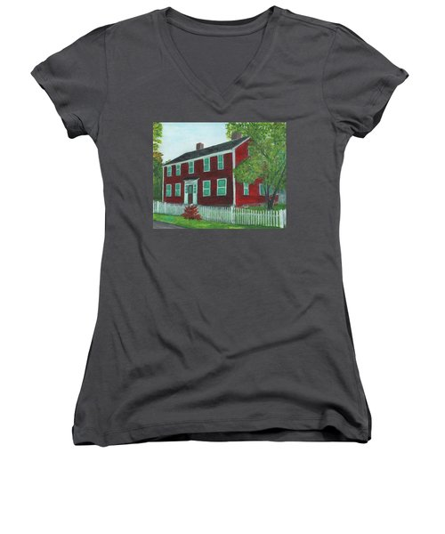 Sibson House Women's V-Neck T-Shirt
