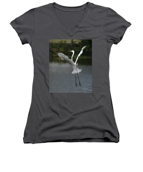 So You Think You Can Dance Women's V-Neck (Athletic Fit)