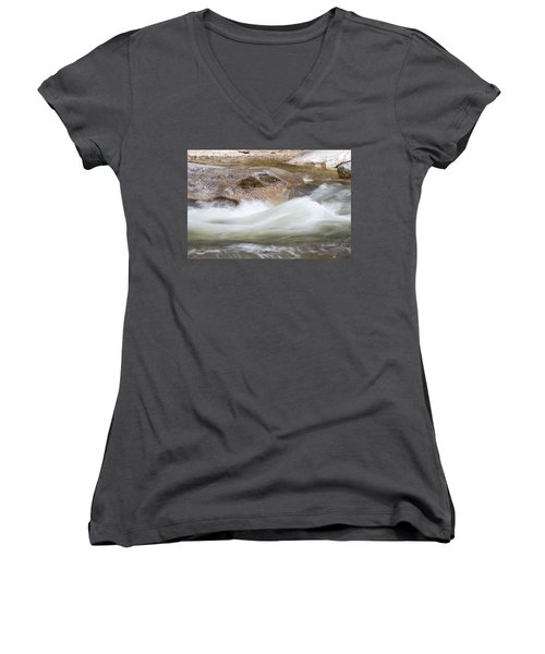 Soft Water Women's V-Neck
