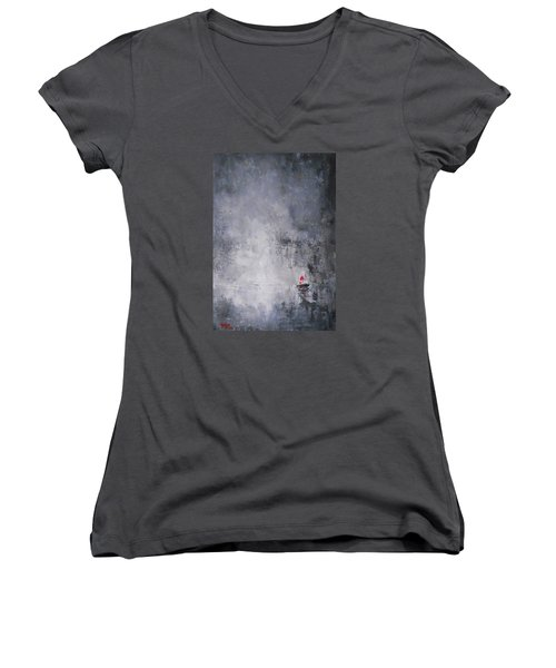 Solitude 2 Women's V-Neck (Athletic Fit)