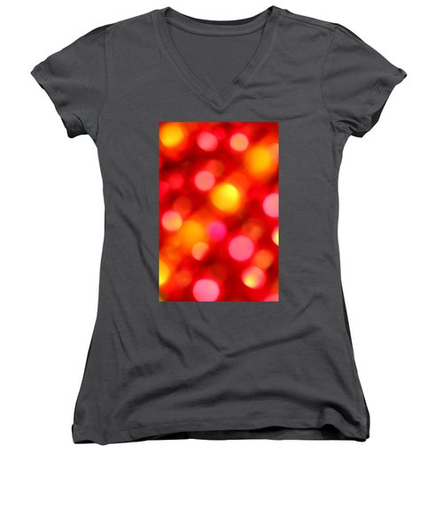 Some Like It Hot Women's V-Neck