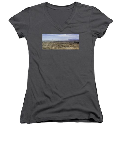 Sonoita Arizona Women's V-Neck
