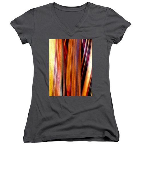 Soulful  Women's V-Neck T-Shirt