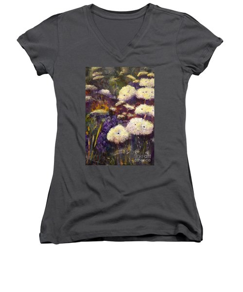 Stand Tall Women's V-Neck