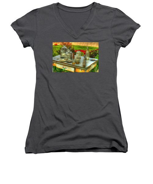 Table Collections Women's V-Neck T-Shirt