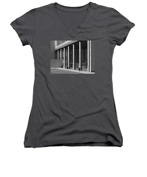 Tai Chi Women's V-Neck T-Shirt