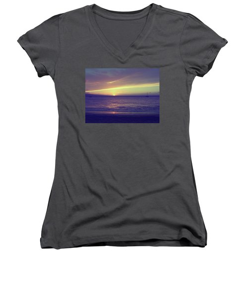 That Peaceful Feeling Women's V-Neck
