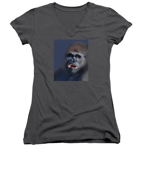 That's Pretty Funny Actually Women's V-Neck T-Shirt