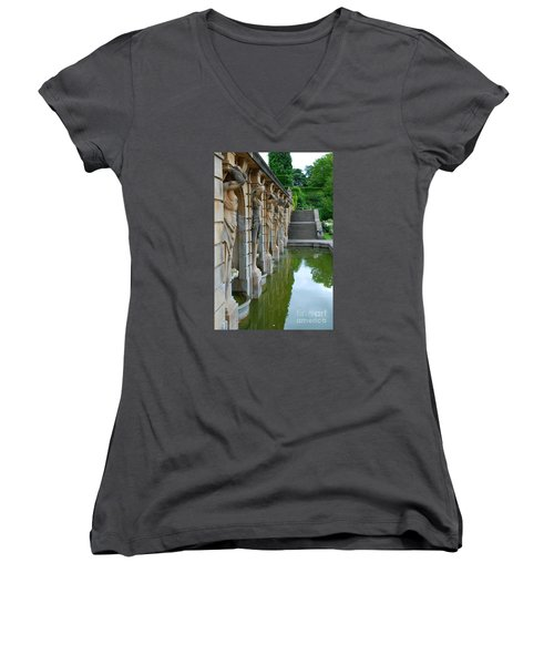 The Blenheim Six Women's V-Neck T-Shirt