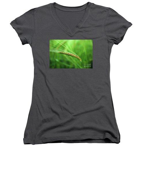 The Corn Women's V-Neck