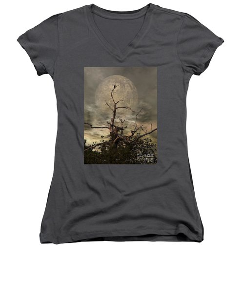 The Crow Tree Women's V-Neck (Athletic Fit)