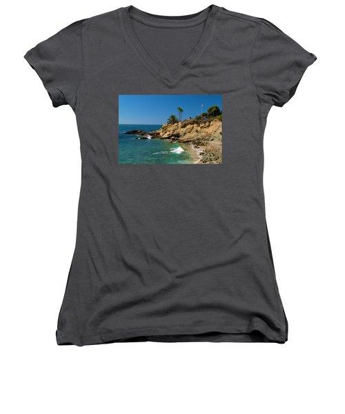 The Flag Women's V-Neck T-Shirt