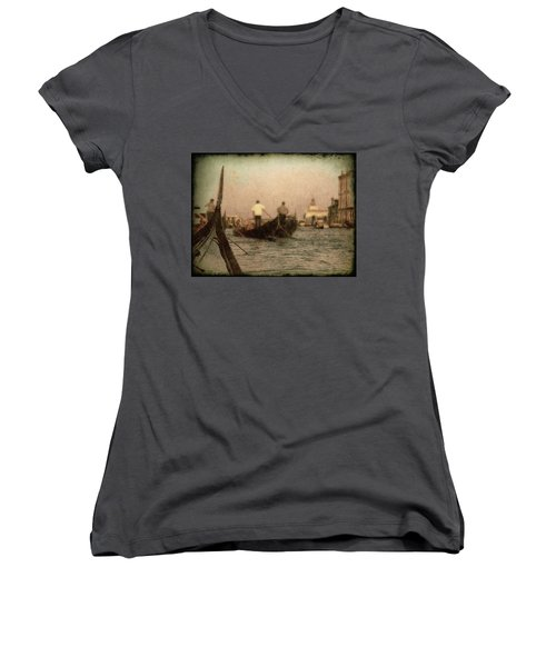 The Gondoliers Women's V-Neck