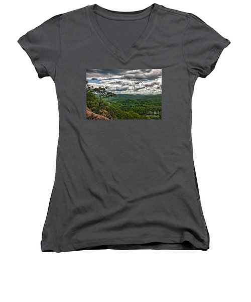 The Great Valley Women's V-Neck