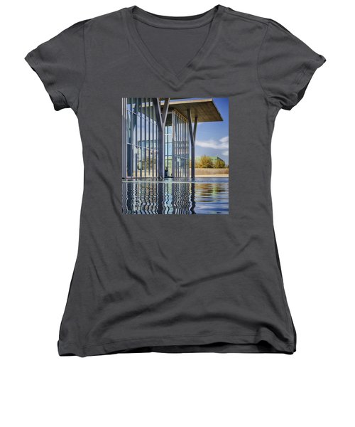 The Modern Women's V-Neck T-Shirt (Junior Cut)