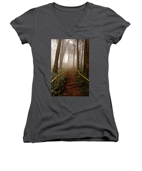 The Pathway Women's V-Neck (Athletic Fit)