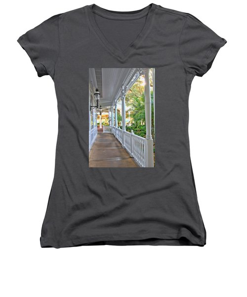 The Promenade Women's V-Neck