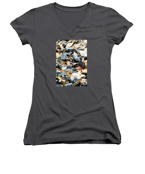 The Raw Bar Women's V-Neck (Athletic Fit)