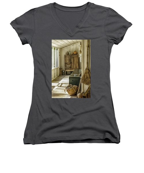 The Sun Room Women's V-Neck T-Shirt
