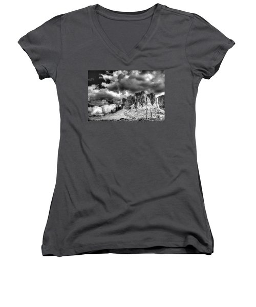The Superstitions  Women's V-Neck T-Shirt