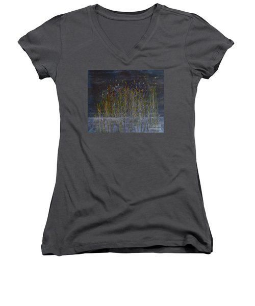 The Witch Forest Women's V-Neck T-Shirt