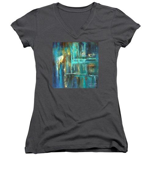 Twilight Women's V-Neck T-Shirt