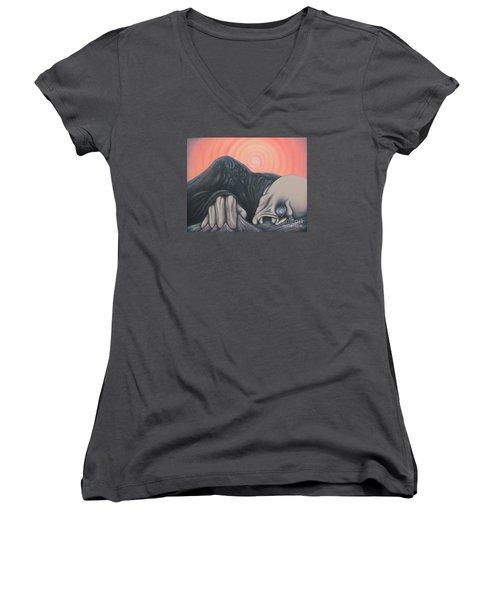 Vertigo Women's V-Neck T-Shirt