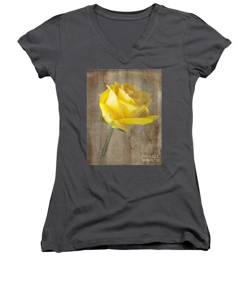 Warm My Heart Women's V-Neck