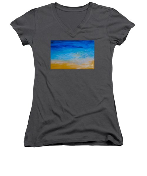Water Vision Women's V-Neck