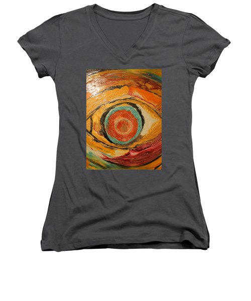 What If You Would Loose Your Eyesight Women's V-Neck