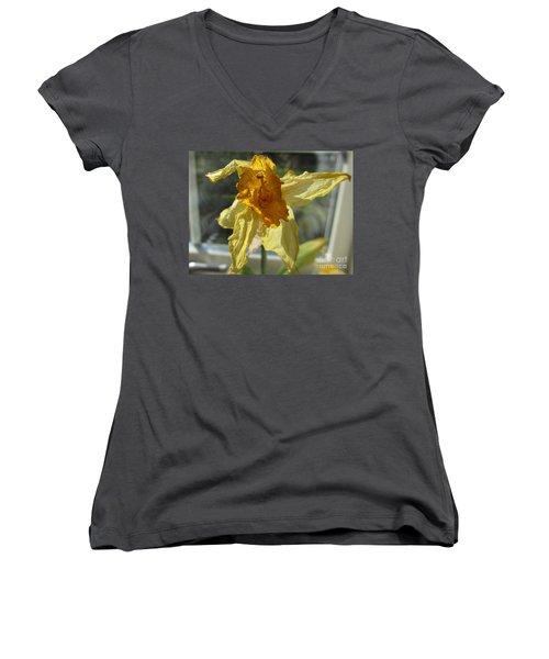 Will You Still Love Me Tomorrow? Women's V-Neck T-Shirt