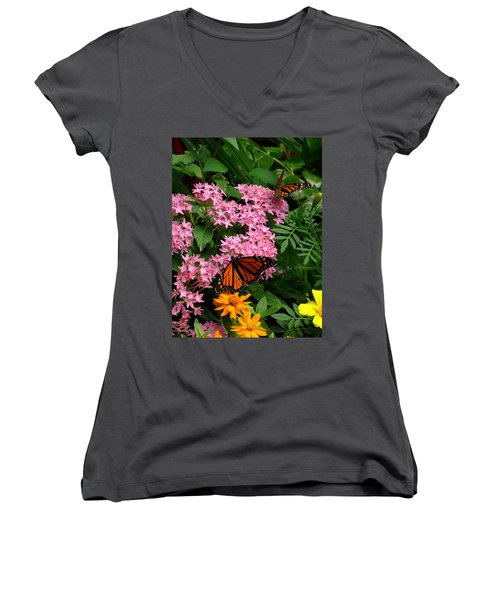 Wonderland Women's V-Neck