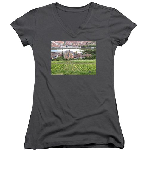 Wurzburg Women's V-Neck (Athletic Fit)