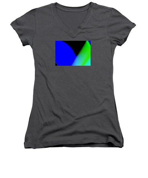 Yetzirah Women's V-Neck T-Shirt (Junior Cut) by Jeff Iverson