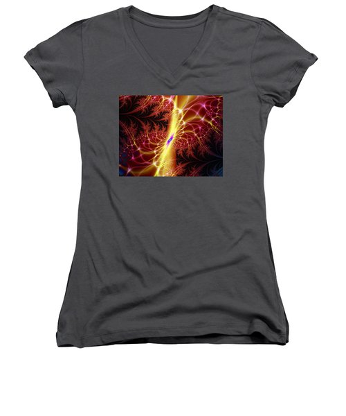 A Twist Of Fate Women's V-Neck (Athletic Fit)