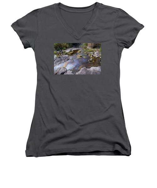 Another World Vi Women's V-Neck