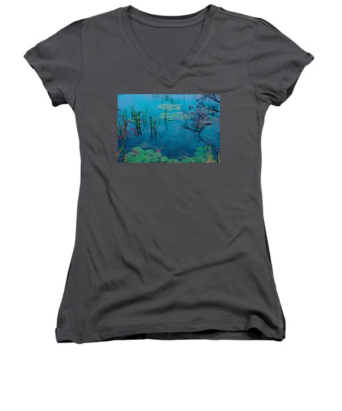 Another World Vii Women's V-Neck