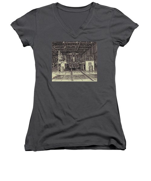 At The Yard Women's V-Neck T-Shirt