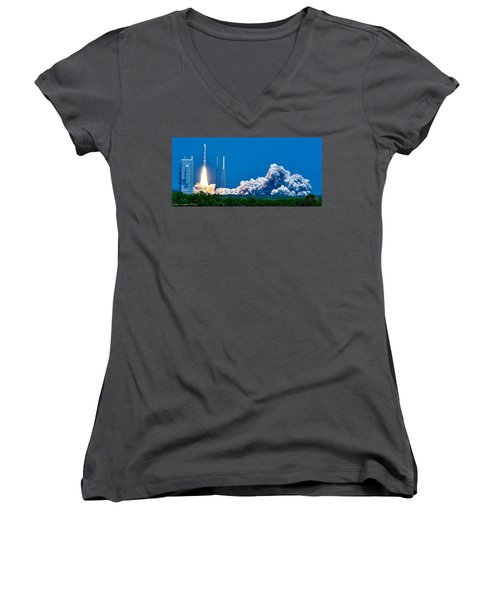 Atlas Launch Women's V-Neck (Athletic Fit)