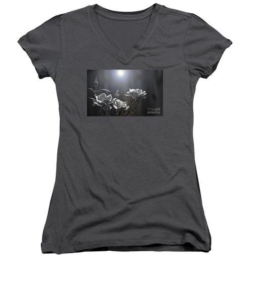 Called Upon Women's V-Neck T-Shirt