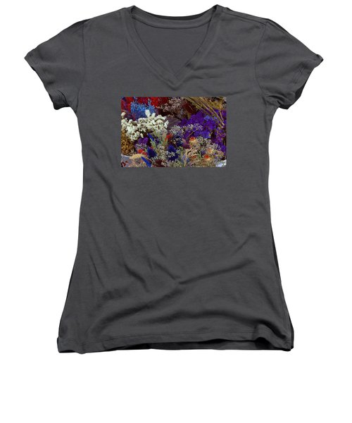 Early In The Cycle Women's V-Neck T-Shirt