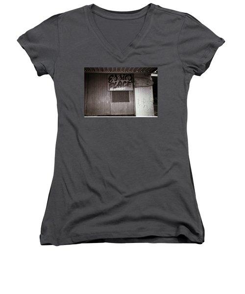Essie's Place Women's V-Neck T-Shirt