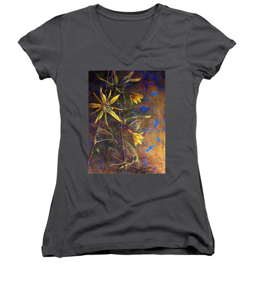 Gold Passions Women's V-Neck