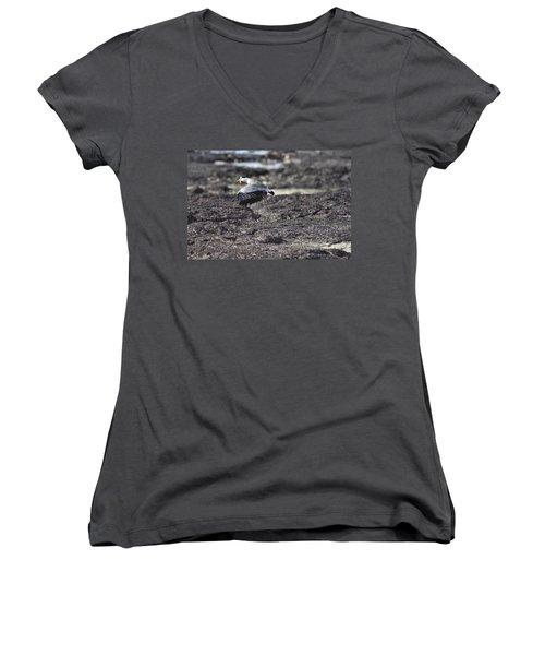 Gracious Ascent Women's V-Neck T-Shirt