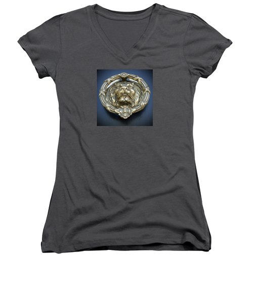 Lions Gate Women's V-Neck (Athletic Fit)